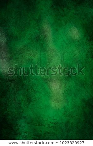 Trevo verde grunge quatro folha cópia espaço Foto stock © Lightsource