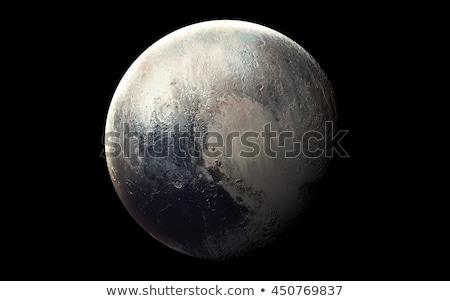 galáxia · círculo · forma · espaço · sol - foto stock © tussik