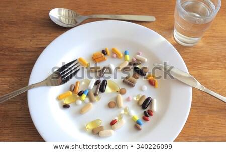 too many pills stock photo © lightsource