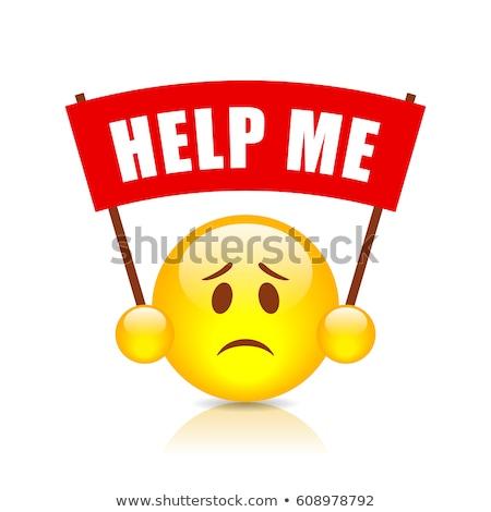 please help me stock photo © devon