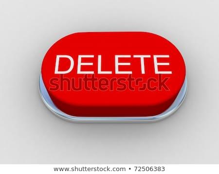 Keyboard with Red Button - Finish. 3D Illustration. Stock photo © tashatuvango
