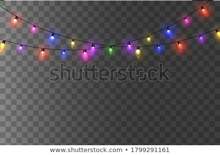 color lamps lights transparent background Stock photo © romvo