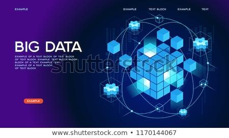 Inovação gestão software negócio idéia Foto stock © RAStudio