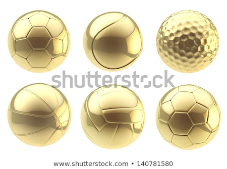 Sports Reward, Gold Basketball Ball Prize Trophy Stock photo © robuart