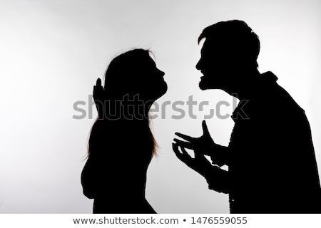 relationship difficulties Stock photo © fotografci