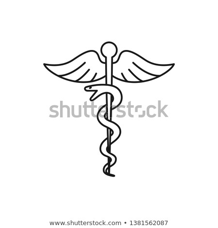 One snake caduceus stock photo © sifis
