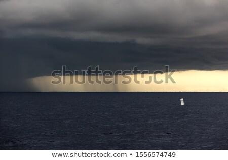парусного бурный погода тропические климат Флорида Сток-фото © mtilghma
