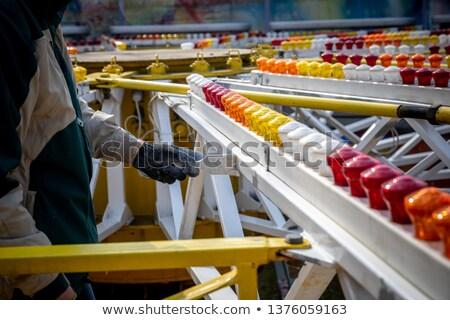 Amusement Ride Stock photo © michelloiselle
