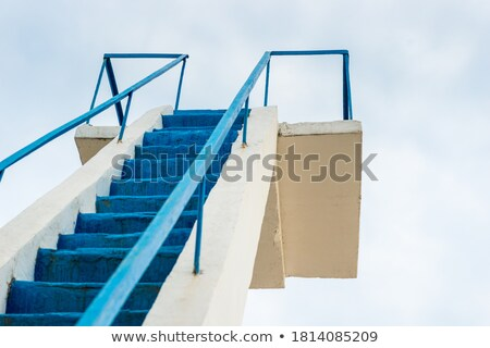 empty lifeguard observation point Stock photo © marekusz