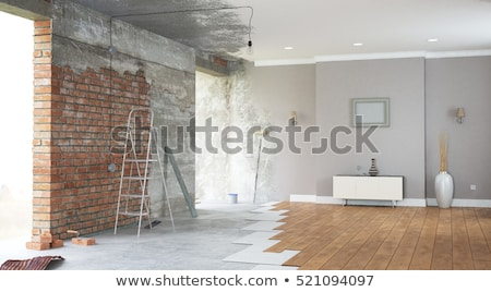 Stockfoto: Residential Home Construction