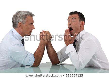 homem · mão · trancado · masculino · mãos · cadeado - foto stock © photography33