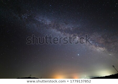 celestial landscape Stock photo © andrew_bourdyuko
