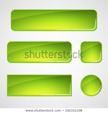 Download Shiny Green Button with Bars Stock photo © gubh83