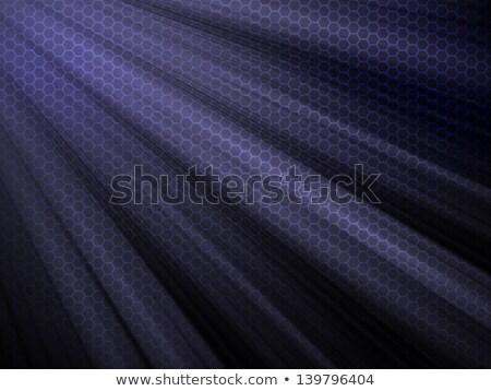 幾何学的な · 抽象的な · 黒 · メタリック · ステンレス鋼 · 壁紙 - ストックフォト © beholdereye