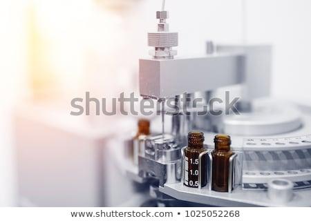 Stock fotó: Pharmaceutical Production