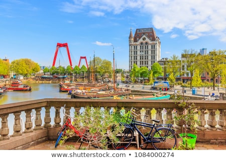 rotterdam stock photo © chrisdorney
