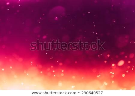 violet lights festive background stock photo © neirfy