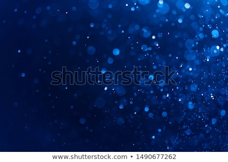 Kék ünnepi fény buli absztrakt háttér Stock fotó © neirfy