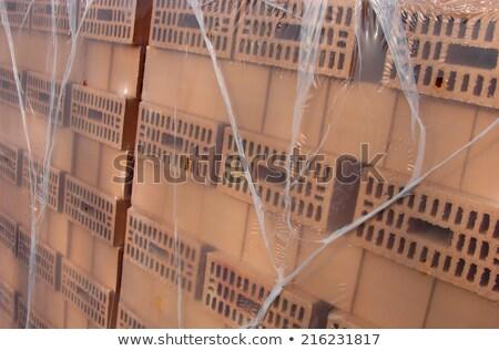 кирпича · серый · аннотация · фон · кадр - Сток-фото © melvin07