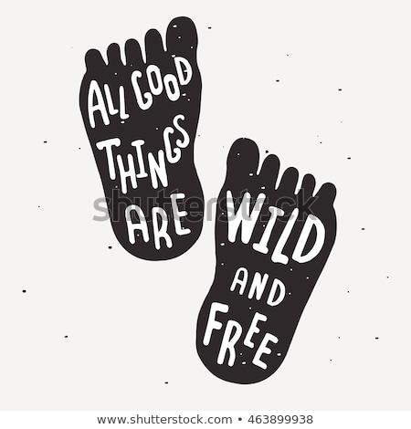 Wild things. Stock photo © sgursozlu