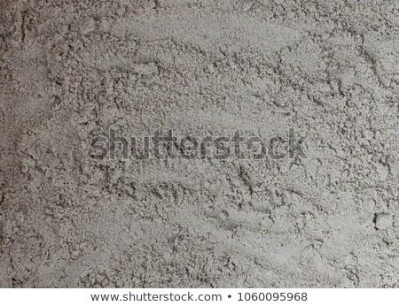 texture of wet sand closeup stock photo © oleksandro