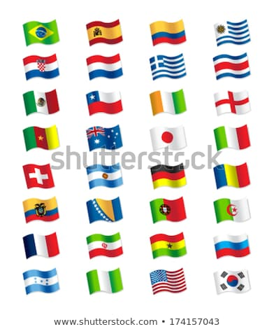 Switzerland and Iran Flags Stock photo © Istanbul2009