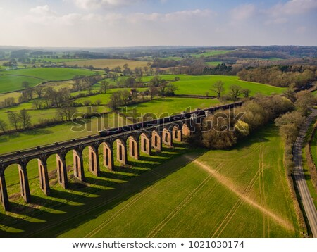 Ouse Valley Viaduct Stock photo © chris2766
