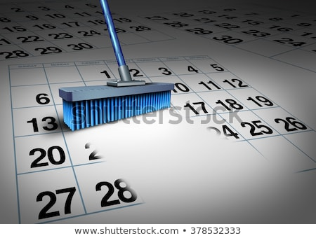 Clear Your Schedule Stock photo © Lightsource