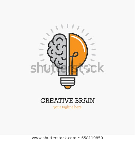 Light Bulb Head Stock photo © Lightsource