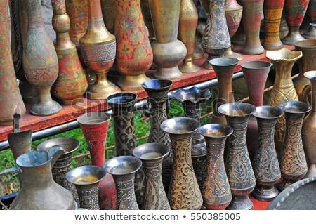 sprzedaży · ulicy · Belgrad · nic · Serbia · tle - zdjęcia stock © bbbar
