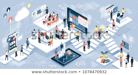 Business and environment Stock photo © FOTOYOU
