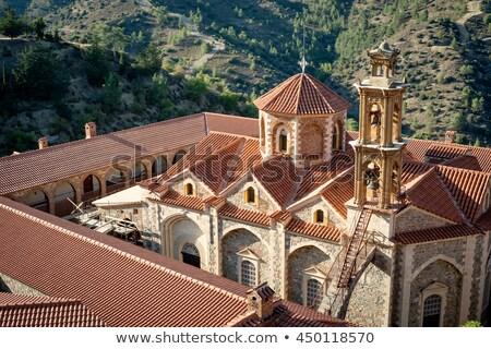Szent királyi kolostor kerület Ciprus templom Stock fotó © Kirill_M