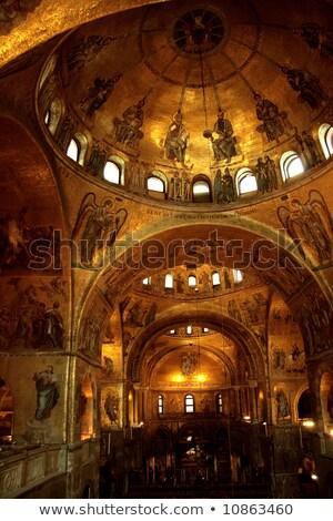 intérieur · cathédrale · Italie · bâtiment · architecture · Europe - photo stock © artjazz