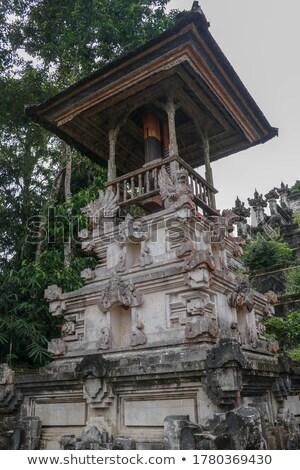 Бали каменные азиатских религии Будду культура Сток-фото © njaj