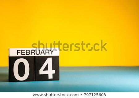 4th february stock photo © oakozhan