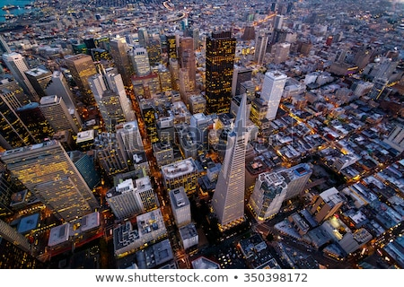 Beautiful cityscape of San Francisco Stock photo © bezikus