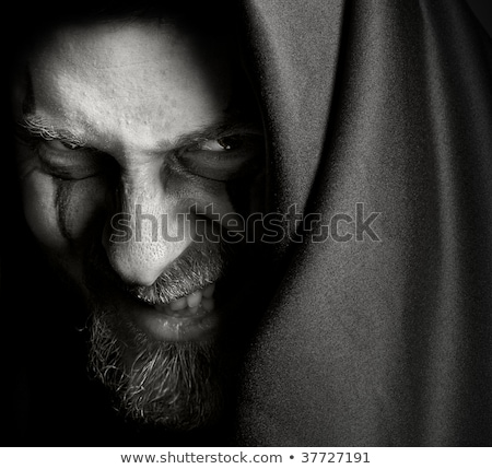Man with a wicked grin Stock photo © photography33
