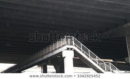 overpass stairs stock photo © sirylok