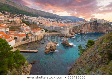 Old Citadel, Dubrovnik, Croatia Stock photo © blanaru