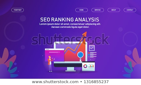 SEO Concept stock photo © rafalstachura