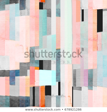 kleurrijk · lijnen · patroon · abstract · artistiek · graffiti - stockfoto © latent