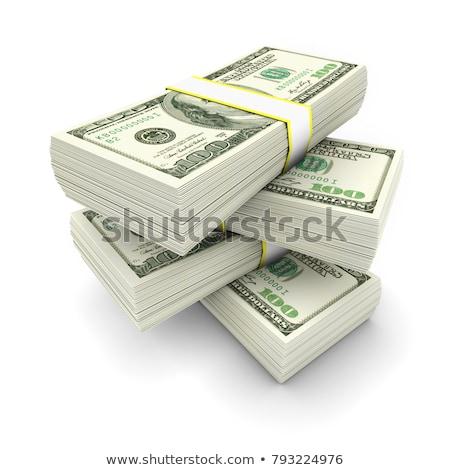 Us Money Stock fotó © goir