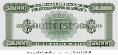 old dollars  Stock photo © jonnysek