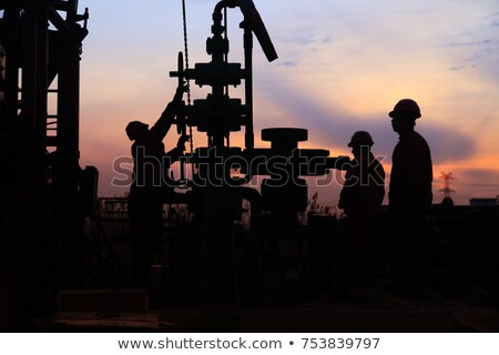 oil production stock photo © liolle