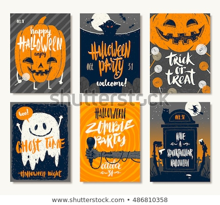 Halloween cutie Stock photo © pressmaster