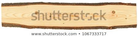 szorstki · cięcia · tarcica · tartak - zdjęcia stock © skylight