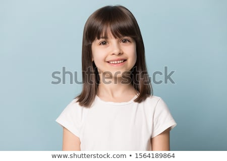 Little girl preschooler model Stock photo © maros_b