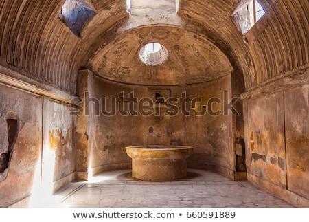 古代 · ローマ · 市 · 山 · アーキテクチャ · 歴史 - ストックフォト © jirivondrous