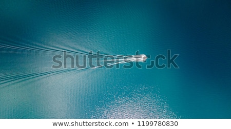Stock photo: Boat In Water