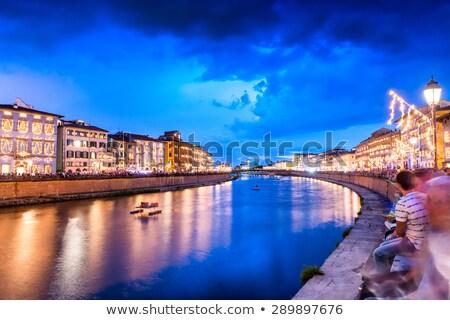 Italie · ville · rues · eau · bâtiment - photo stock © Dserra1